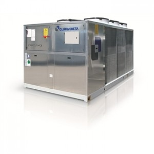 Водоохлаждащи агрегати