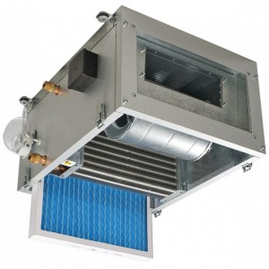 Supply and exhaust units VENTS