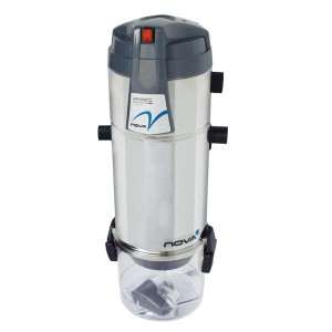 ADVANCE – Central vacuum unit for solid transport