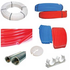 Accessories for heating installations